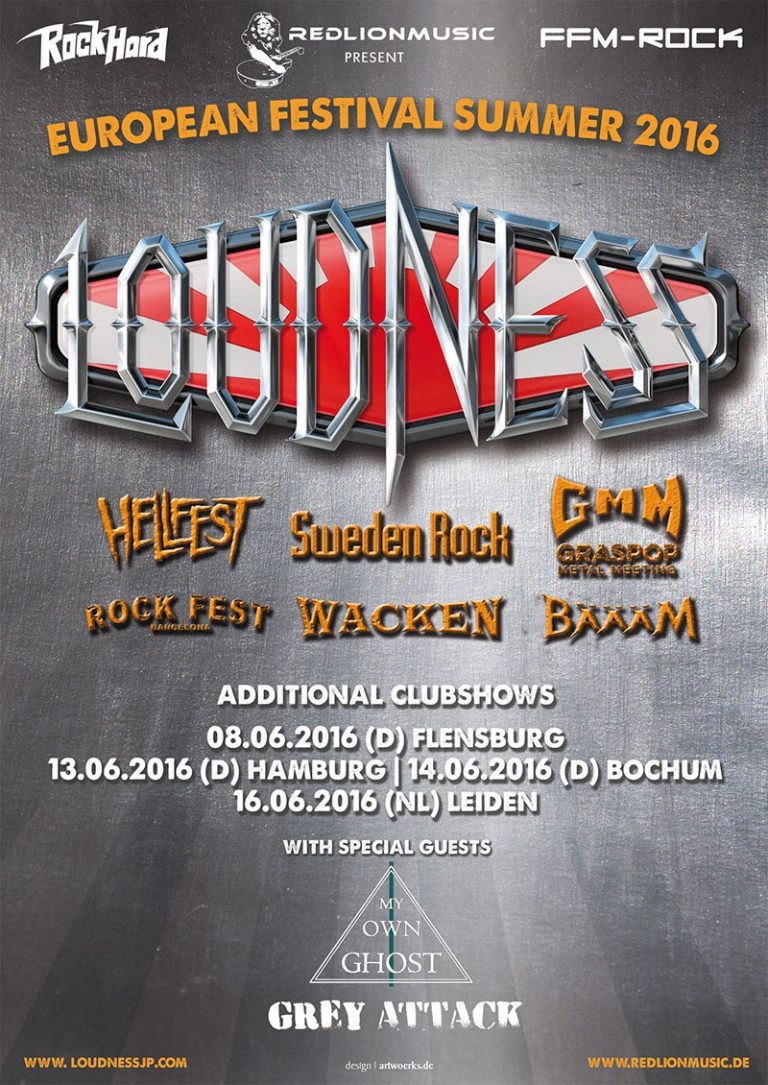 Loudness_2016tourposter